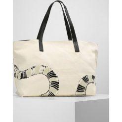 Shopper bag damskie: By Malene Birger VINKAL Torba na zakupy cream