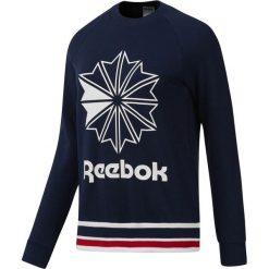 Bluza Reebok AC FT Crew (DH1383). Czarne bluzy damskie Reebok, z bawełny. Za 183,99 zł.