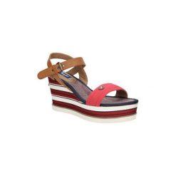 Sandały Wrangler  Sandały  Jeena Sunshine WL171661. Brązowe sandały damskie Wrangler. Za 208,99 zł.