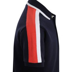 Lacoste Koszulka polo navy blue/white/watermelon. Szare bluzki dziewczęce bawełniane marki Lacoste. Za 279,00 zł.