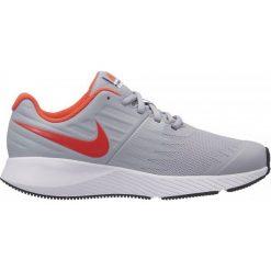 Nike Buty Do Biegania Star Runner Gs Running Shoe Wolf Grey Bright Crimson-Black-White 36,5. Białe buciki niemowlęce chłopięce Nike. Za 179,00 zł.