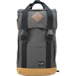 Plecaki męskie: Plecak w kolorze antracytowym – 28 x 40 x 12 cm