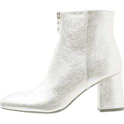 Botki damskie lity: Rebecca Minkoff STEFANIA Ankle boot rock silver