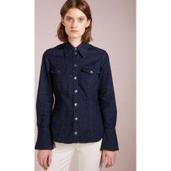 BOSS CASUAL EBUI Koszula open blue. Niebieskie koszule damskie BOSS Casual, z bawełny, casualowe. Za 579,00 zł.