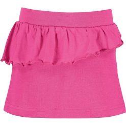 Blue Seven - Spódnica dziecięca 92-128 cm. Niebieskie minispódniczki marki Blue Seven, z bawełny, proste. W wyprzedaży za 39,90 zł.