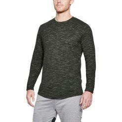 Bluzy męskie: Under Armour Bluza męska SPORTSTLE LS TEE  zielona r. XL (1306465-357)