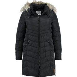 Płaszcze damskie pastelowe: Zizzi Płaszcz puchowy black