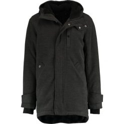 Płaszcze męskie: Ragwear GREGORY Płaszcz zimowy black melange