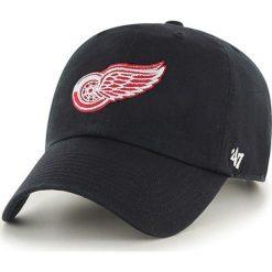 Czapki z daszkiem męskie: 47brand – Czapka Detroit Red Wings