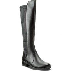 Buty zimowe damskie: Muszkieterki CAPRICE - 9-25614-29 Black Nappa 022