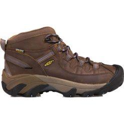 Buty trekkingowe damskie: Keen Buty damskie Targhee Ii Mid Wp Slate Black/Flint r. 39 (TARGHMDII-WN-SBFL)