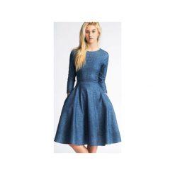 Sukienki hiszpanki: Sukienka KALA Midi Denim