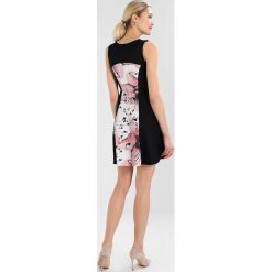 Sukienki: Anna Field Sukienka dzianinowa black/rose/pink