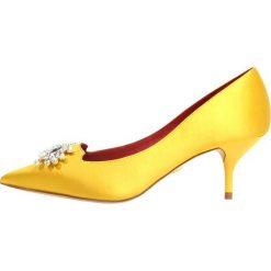 Czółenka: Kurt Geiger PIA Czółenka yellow