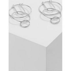 Kolczyki damskie: Rebecca Minkoff CELESTIAL HOOP EARRINGS Kolczyki silvercoloured
