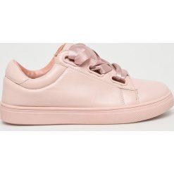 Answear - Buty. Szare buty sportowe damskie marki ANSWEAR, z materiału. W wyprzedaży za 39,90 zł.