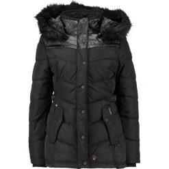 Płaszcze damskie pastelowe: khujo WINSEN Płaszcz zimowy black