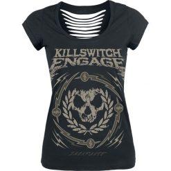 Killswitch Engage Incarnate Koszulka damska czarny. Czarne t-shirty damskie Killswitch Engage, xxl. Za 74,90 zł.
