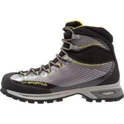 La Sportiva TRANGO TRK GTX Buty trekkingowe carbon/sulphur. Szare buty skate męskie La Sportiva, z gumy, outdoorowe. Za 889,00 zł.
