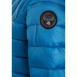Napapijri AERONS 1 Kurtka zimowa mountain blue. Zielone kurtki chłopięce zimowe marki Napapijri, z materiału. W wyprzedaży za 551,20 zł.