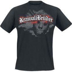 KrawallBrüder Jason T-Shirt czarny. Czarne t-shirty męskie KrawallBrüder, xl. Za 74,90 zł.