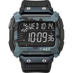 Timex - Zegarek TW5M18200. Czarne zegarki męskie marki Fossil, szklane. Za 449,90 zł.