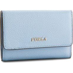 Mały Portfel Damski FURLA - Babylon 872819 P PR76 OAS Fiordaliso e. Niebieskie portfele damskie marki Furla, ze skóry. Za 600,00 zł.