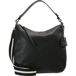 Abro Torebka black/nickel. Czarne torebki klasyczne damskie Abro. W wyprzedaży za 719,25 zł.