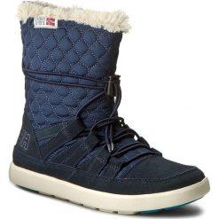 Śniegowce HELLY HANSEN - Harriet 109-89.292 Deep Blue/Frosted White/Light Ocean/Natura/Night Blue. Niebieskie buty zimowe damskie marki Helly Hansen. W wyprzedaży za 279,00 zł.