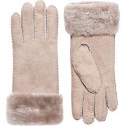Emu Australia - Rękawiczki Apollo Bay Gloves. Czerwone rękawiczki damskie EMU Australia, z materiału. W wyprzedaży za 339,90 zł.