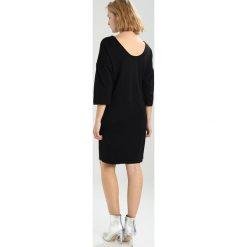 Sukienki hiszpanki: Soaked in Luxury DELTA DRESS Sukienka z dżerseju black
