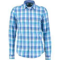 Koszule męskie na spinki: BOSS Green BENCE REGULAR FIT Koszula blue atoll