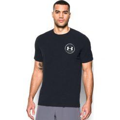 Under Armour Koszulka męska Mantra czarna r. XL (1289893-001). Szare t-shirty męskie marki Under Armour, z elastanu, sportowe. Za 79,93 zł.
