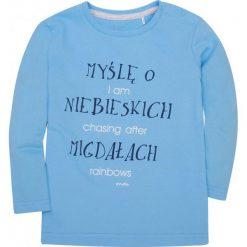 T-shirty dziewczęce: Lekko rozszerzana bluzka dla dziecka 2-4 lata