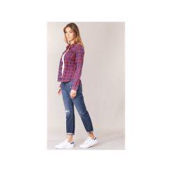 Jeansy boyfriend Levis  501® T. Niebieskie jeansy damskie marki Levi's®. Za 383,20 zł.