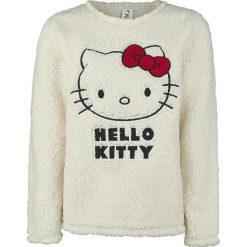 Bluzy rozpinane damskie: Hello Kitty Hello Kitty Classic Bluza damska biały (Old White)