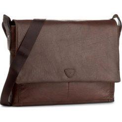Torba na laptopa JOOP! - Brenta 4140003471 Dark Brown 702. Brązowe plecaki męskie marki JOOP!. W wyprzedaży za 639,00 zł.