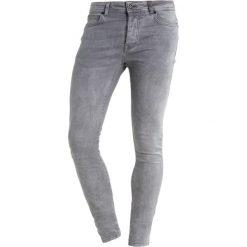 Cars Jeans SKINNY DUST Jeans Skinny Fit grey used. Szare rurki męskie Cars Jeans. Za 249,00 zł.
