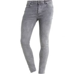 Spodnie męskie: Cars Jeans SKINNY DUST Jeans Skinny Fit grey used