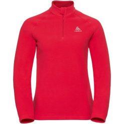 Odlo Bluza Odlo Midlayer 1/2 zip BERNINA - 592851. Czerwone bluzy sportowe damskie marki Odlo. Za 147,44 zł.