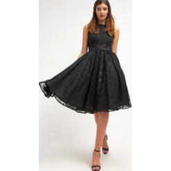 Swing Sukienka koktajlowa black. Czarne sukienki koktajlowe marki Swing, z bawełny. Za 589,00 zł.