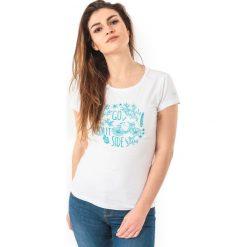 Hi-tec Koszulka Damska Lady Anemone White r. L. Białe bluzki damskie Hi-tec, l. Za 32,16 zł.