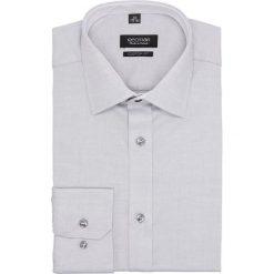 Koszula bexley 2664 długi rękaw custom fit szary. Szare koszule męskie marki Recman, na lato, l, w kratkę, button down, z krótkim rękawem. Za 139,00 zł.