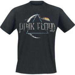 Pink Floyd Logo T-Shirt czarny. Czarne t-shirty męskie marki Pink Floyd, s. Za 42,90 zł.