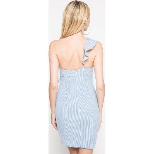 ca2201c2fc Tally Weijl - Sukienka - Szare sukienki damskie TALLY WEIJL