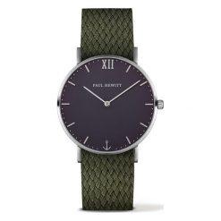 Zegarek unisex Paul Hewitt Sailor PH-SA-S-ST-B-20M. Czarne zegarki męskie marki Paul Hewitt. Za 565,00 zł.