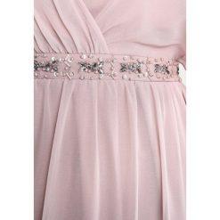 Długie sukienki: Little Mistress Curvy Długa sukienka multicoloured