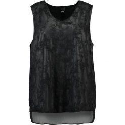 T-shirty damskie: ADIA Tshirt z nadrukiem black
