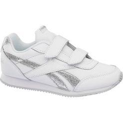 Trampki chłopięce: sneakersy dziecięce Reebok Royal CL Jog 2 Reebok białe