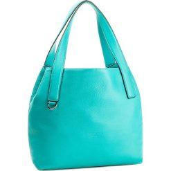 Torebka COCCINELLE - BE5 Mila E1 BE5 11 02 01 Turquoise 028. Zielone torebki klasyczne damskie Coccinelle, ze skóry, duże. W wyprzedaży za 729,00 zł.